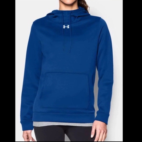 5f54698770a8 M UNDER ARMOUR STORM ARMOUR HOODIE WOMEN NWT